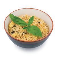 Spicy Thai style rice with basil and egg